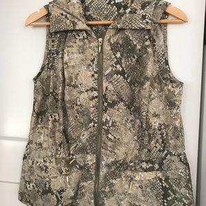 Chico's vest. New.